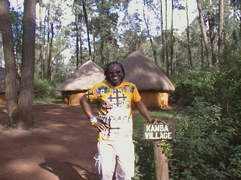 My First Time in East Africa (1/2)