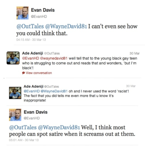 Evan Davies - 2