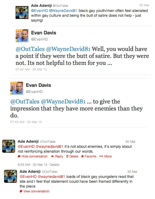 Evan Davis - 3